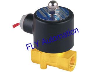 الصين 24V 4.0 مم الفوهة Unid 2W040 طريقة النحاس المياه الملف اللولبي صمامات 2-10 المزود
