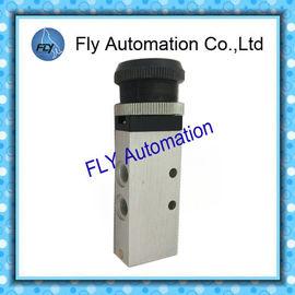 الصين 0,9 - 10bar صمام هوائيّ آليّ G1/8 و G1/4 صمام آليّ المزود