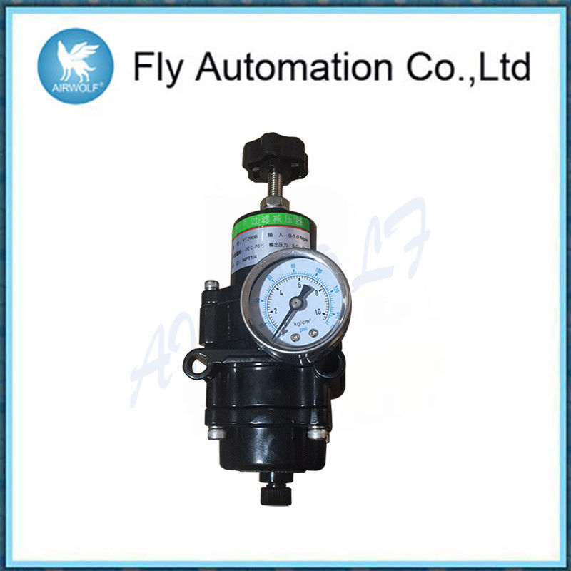 "1/4"" Pneumatic System Components Filter Regulator YT-200B YT-205 YT-220 YT-225"