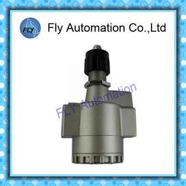 الصين SMC AS420 نوع ستاندرد اتجاه واحد صمام تدفق الهواء تدفق كبير في خط سرعة المراقب المالي موزع